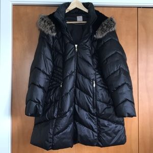Dress Barn Warm Puffy Coat Women's Plus 2X